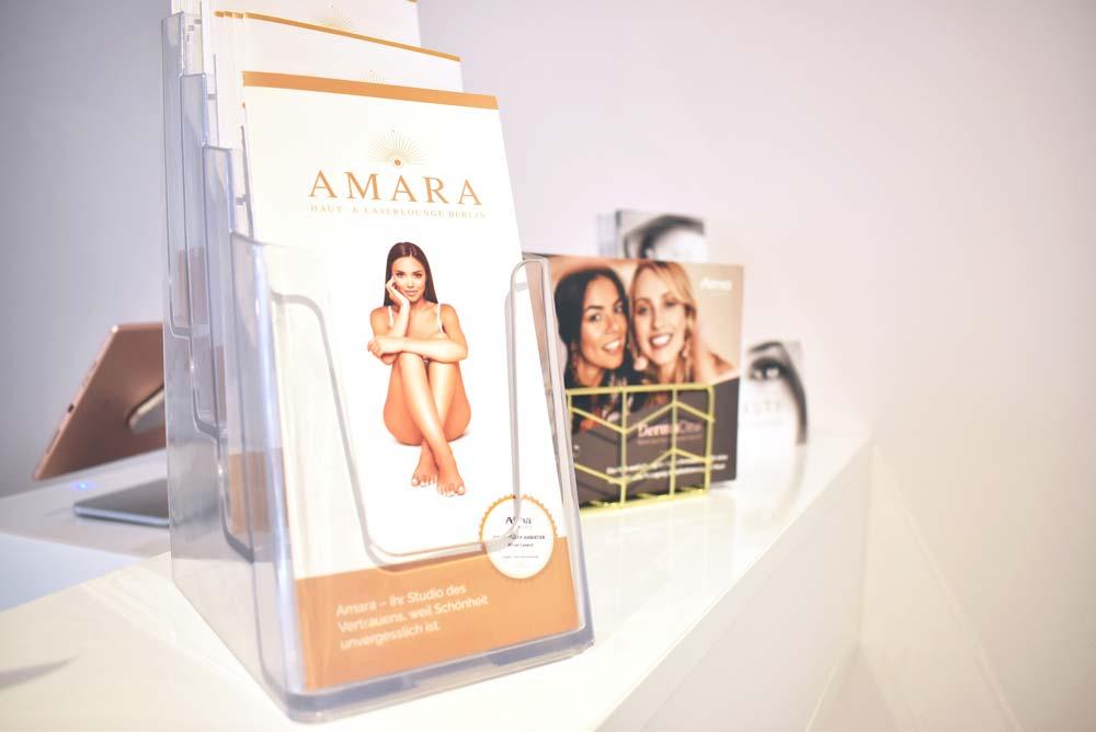 Amara Broschüre